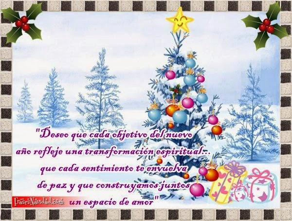 reflexiones navideas tarjetas lindas