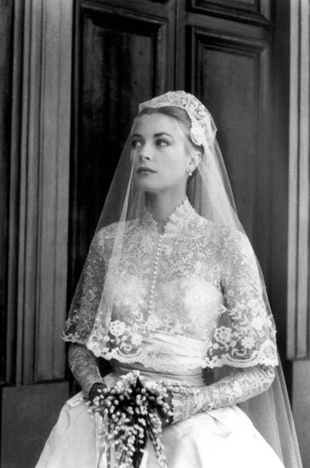 grace kelly wedding pictures. 2010 Grace Kelly Wedding Gown: