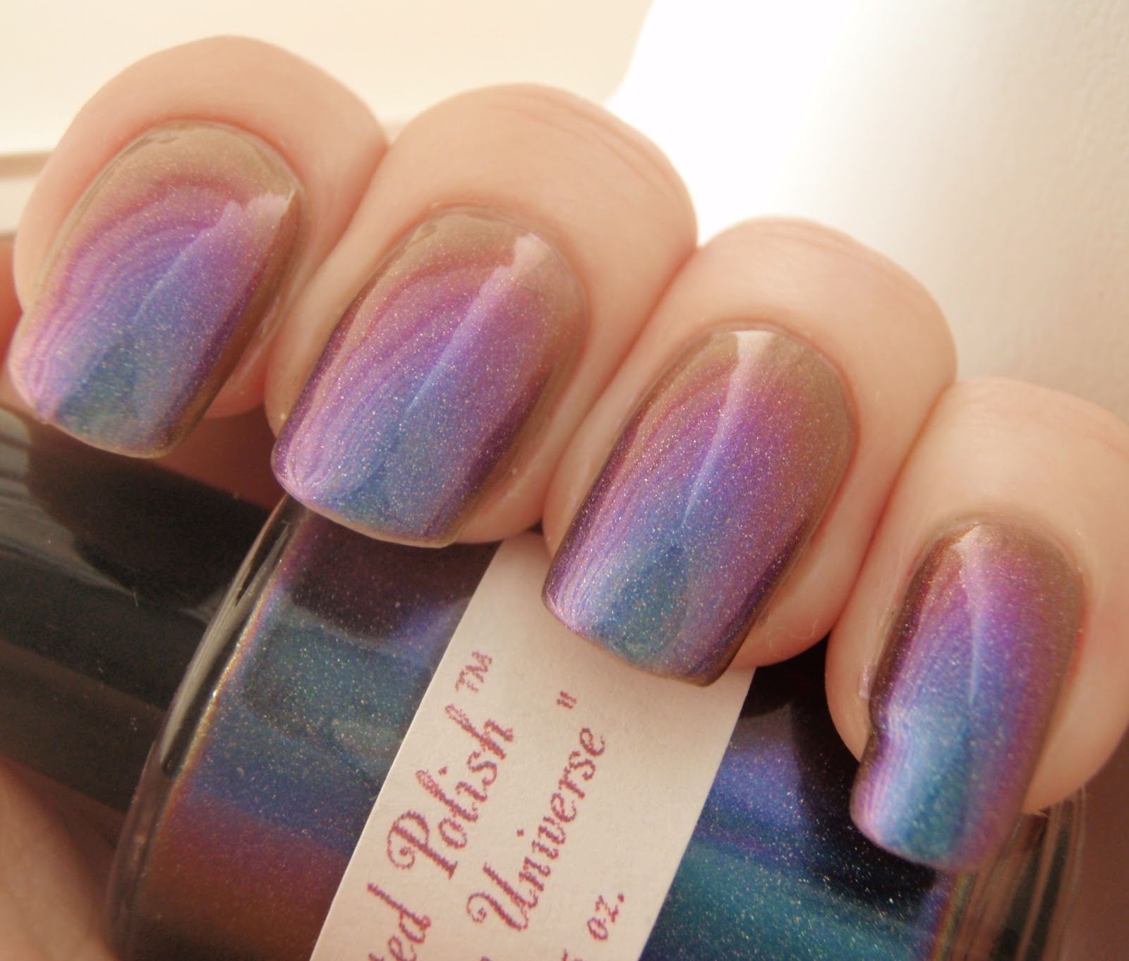 paint the rainbows ☆彡: Enchanted Polish Across the Universe