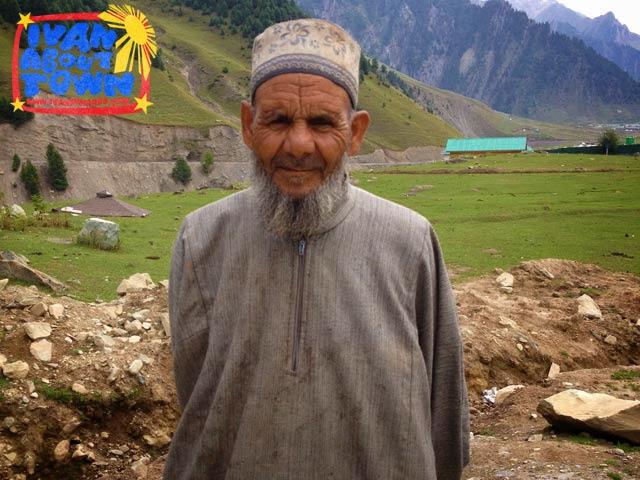 Sonamarg: Himalayan glaciers of Kashmir Valley