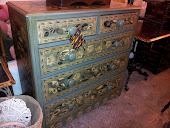 Arundel Eccentrics Victorian chests of drawers