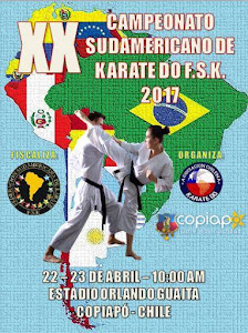 Campeonato Sulamericano de Karate - FSK