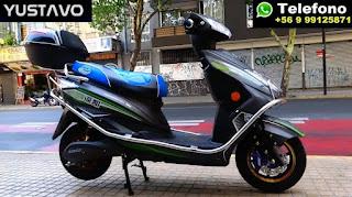 $530.000 Bicicleta Electrica Yustavo la mas Poderosa de Chile Motor Metalico imanes de Neodimio