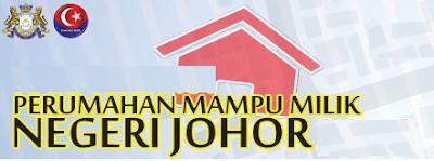 Permohonan Rumah Mampu Milik Negeri Johor Secara Online