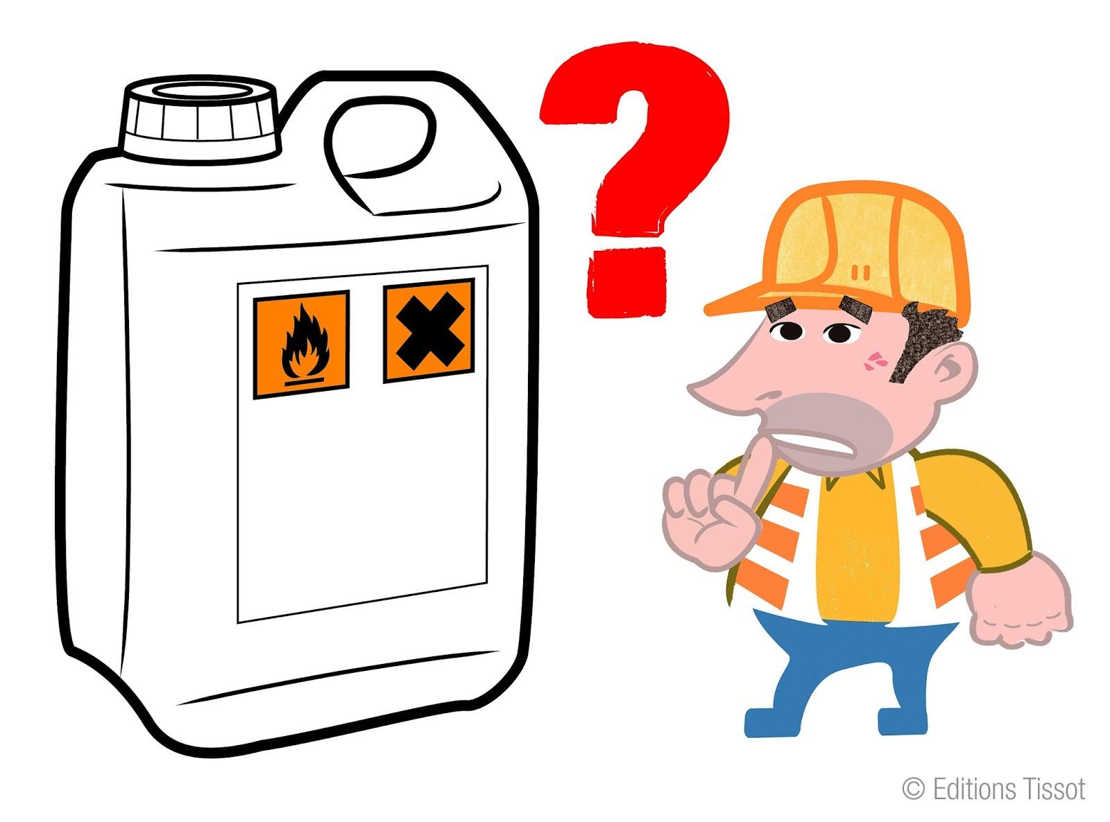 Risque chimique en BTP : Formation prévention des risques ...