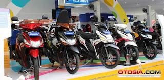 Berikut 3 Motor Yamaha Terlaris di Jakarta Fair 2015