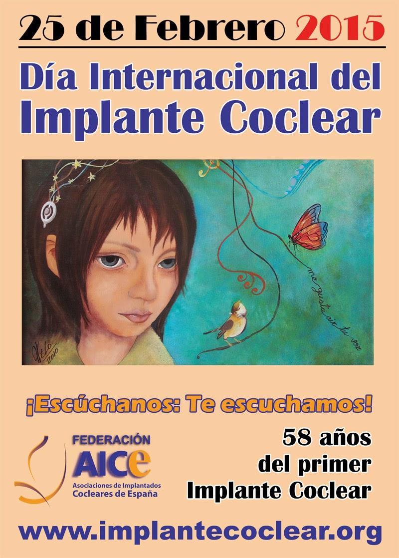 El 25 febrero es el día internacional del Implante Coclear.