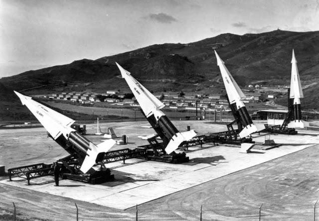 nike hercules missiles sf-88 san francisco