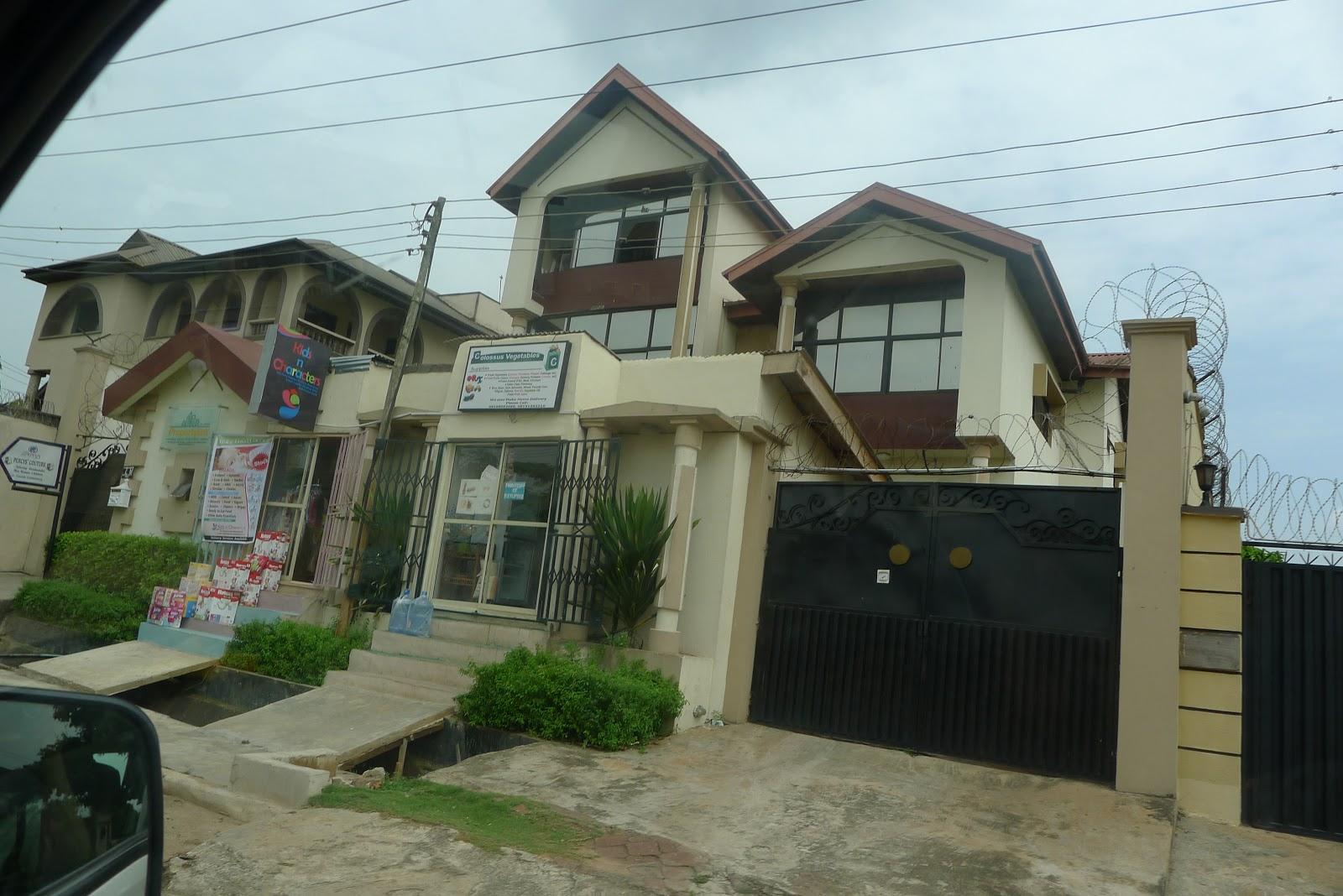 Artiscence magodo estate in nigeria nigeria houses for Estate house