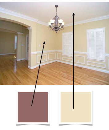 A Color Specialist In Charlotte What Color Should I Paint My Dining Room
