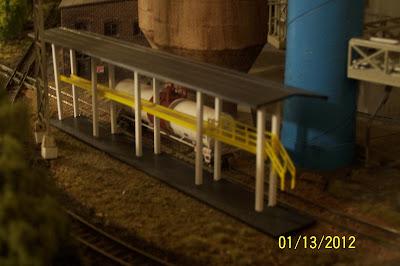 Tanker Loading Facility