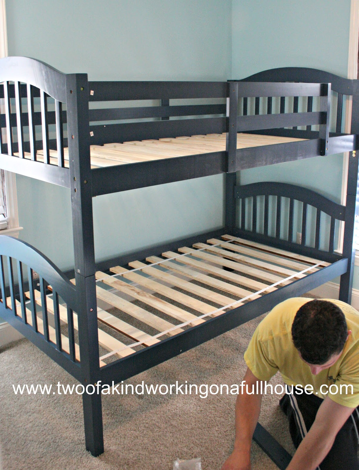 stork craft long horn twin bunk bed giveaway 219 arv