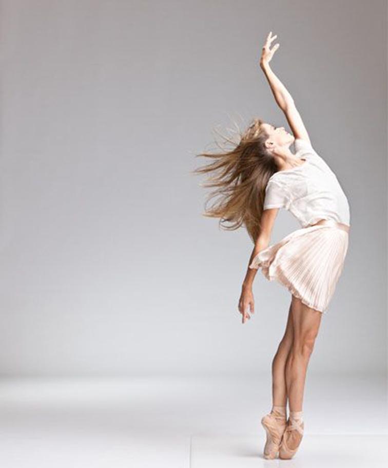 Ballerina, dancer, graceful, dance, pointe shoes