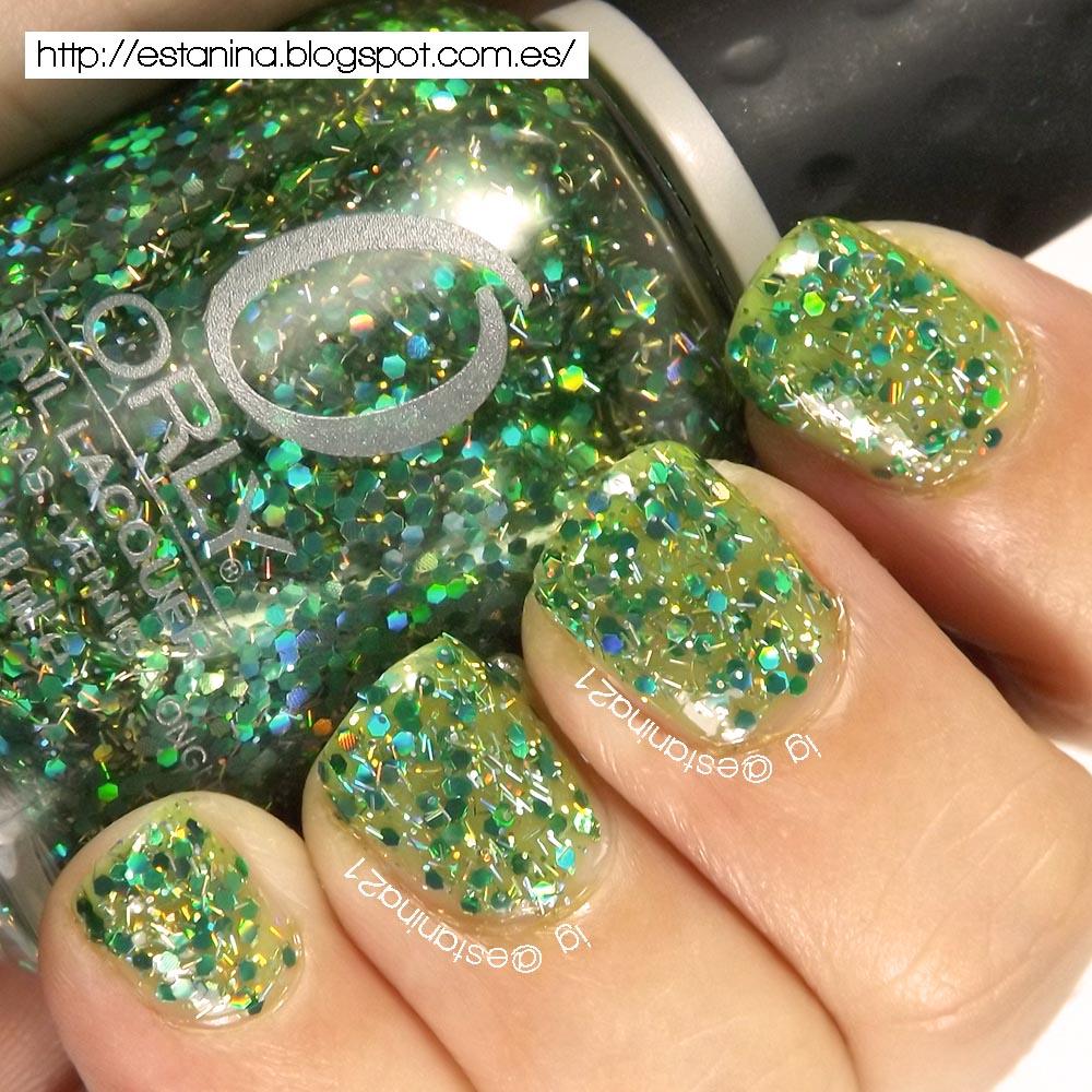 Orly Flash Glam FX: Swatches & Reviews - Mi Stand de Uñas Decoradas