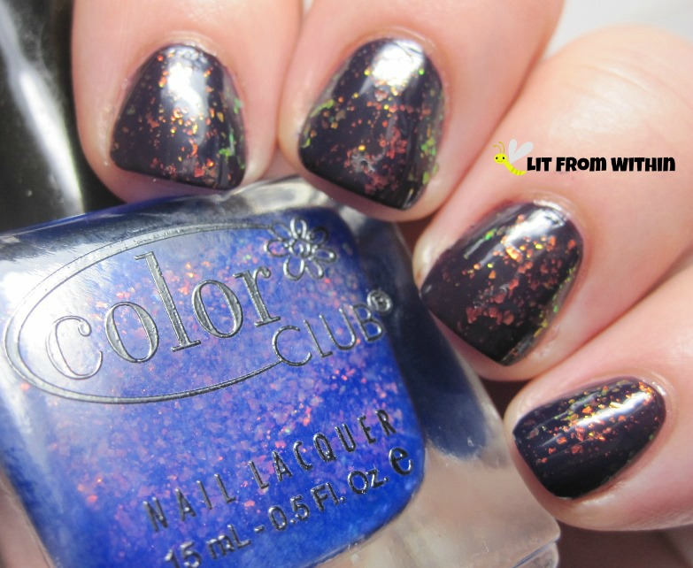 Color Club Violet Twilight