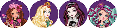 ever after high kit festa gratis