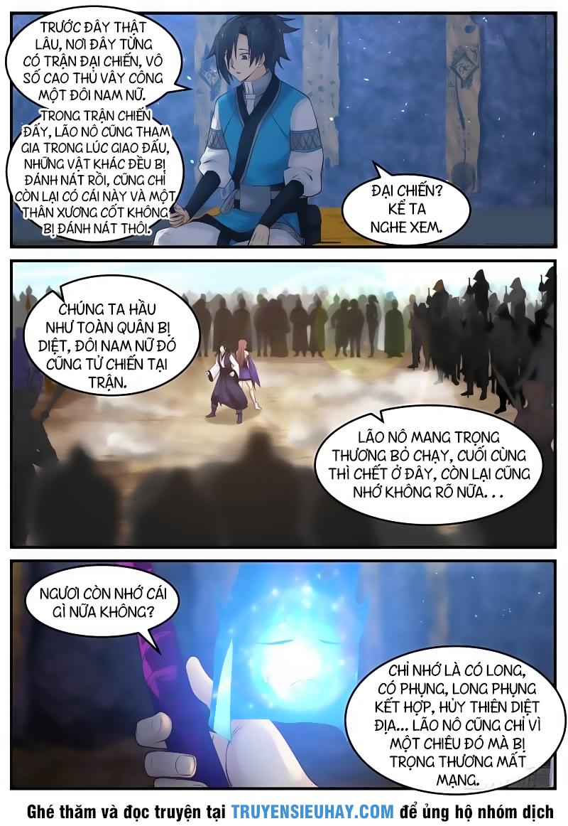 Võ Luyện Đỉnh Phong Chap 84 Upload bởi Truyentranhmoi.net