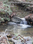 Waterfall on Chesnut Mountain