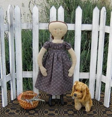 Maida Today: Columbian Doll Patterns