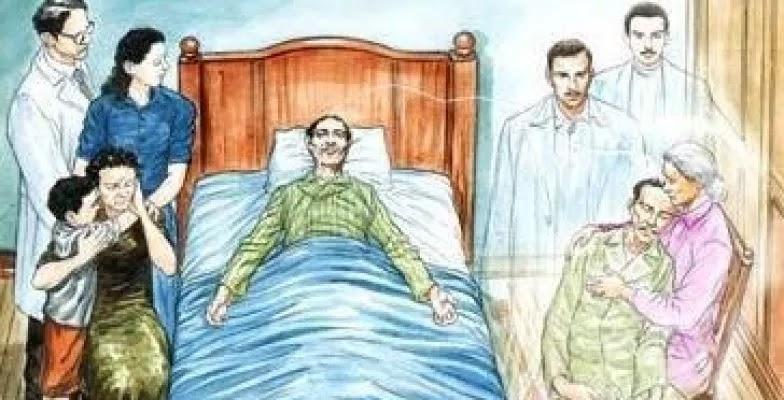 Por que alguns doentes melhoram e logo desencarnam?