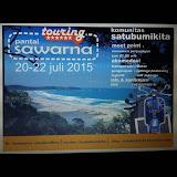 Touring Pantai Sawarna, 20 - 22 Juli 2015