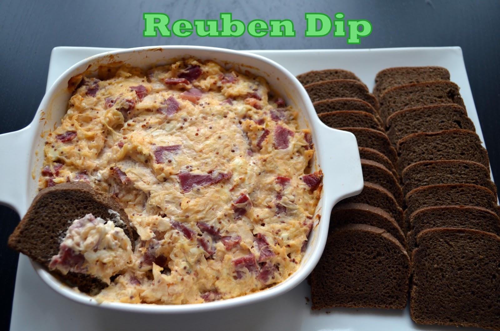 flavors by four reuben dip