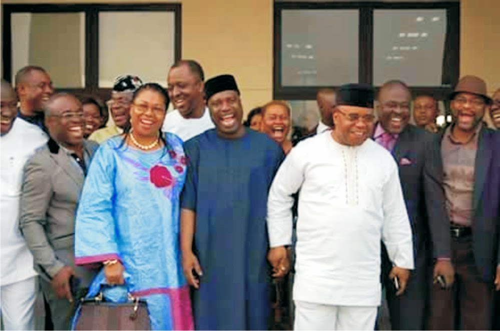 Why Obong Umana Okon Umana would succeed Gov. Akpabio