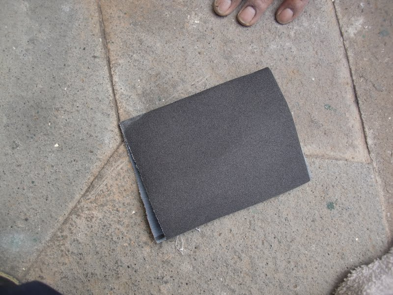 Aprende con tu amigo luis quitar pintura del suelo de piedra - Como limpiar piso de cemento pulido ...