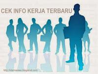 Info Kerja: Cek dan Lihat Informasi Lowongan Pekerjaan Terbaru