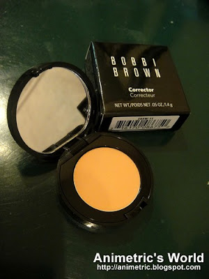 Bobbi Brown Corrector in Peach
