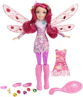 TOYS : JUGUETES - MIA AND ME : Mia y yo  Adventure Fashions | La aventura de la moda | Muñeca  Producto Oficial Serie TV 2015 | Mattel CMN05 | A partir de 3 años  Comprar en Amazon España
