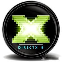 Download DirectX 9.0c (Jun 10)