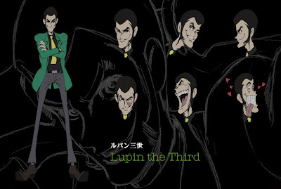Lupin III nuova serie 2012