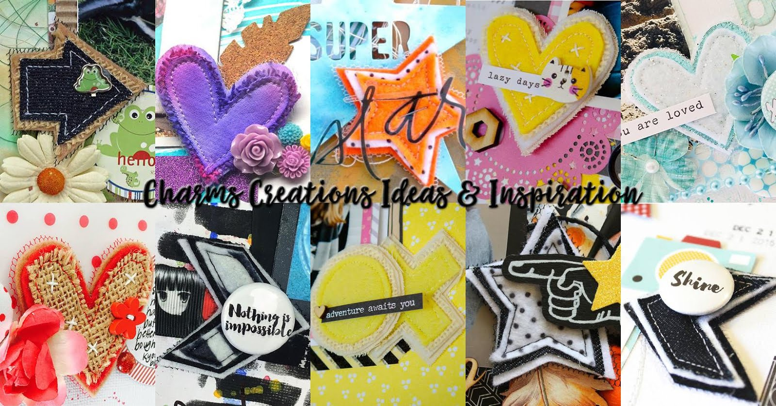 Creating for Charm's Creations
