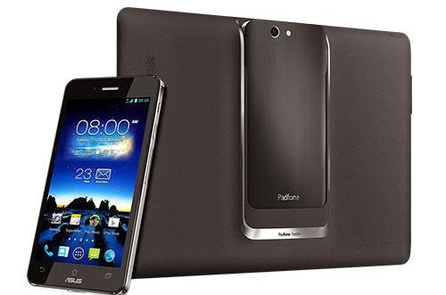 Asus dévoile son nouveau PadFone Mini et PadFone X  pour AT&T.