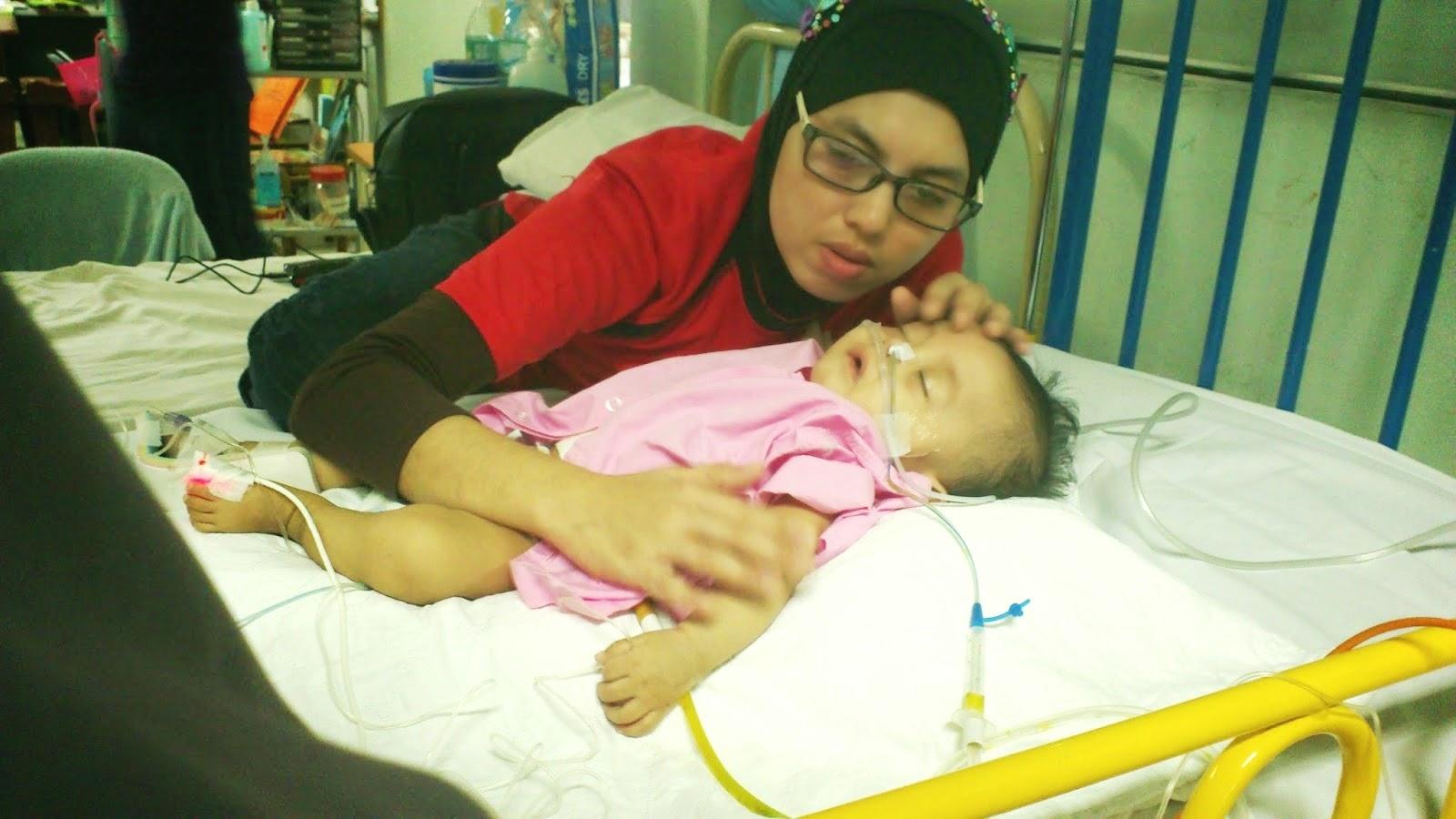 Pray for Izzsyraq : Short Bowel Syndrome