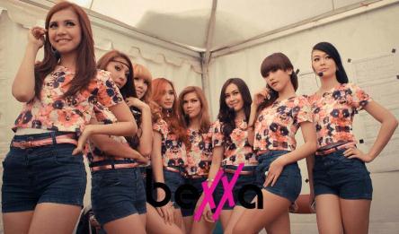 Girl Band BEXXA
