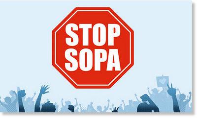 بالصور الاعتراضات العالمية قانون sopa