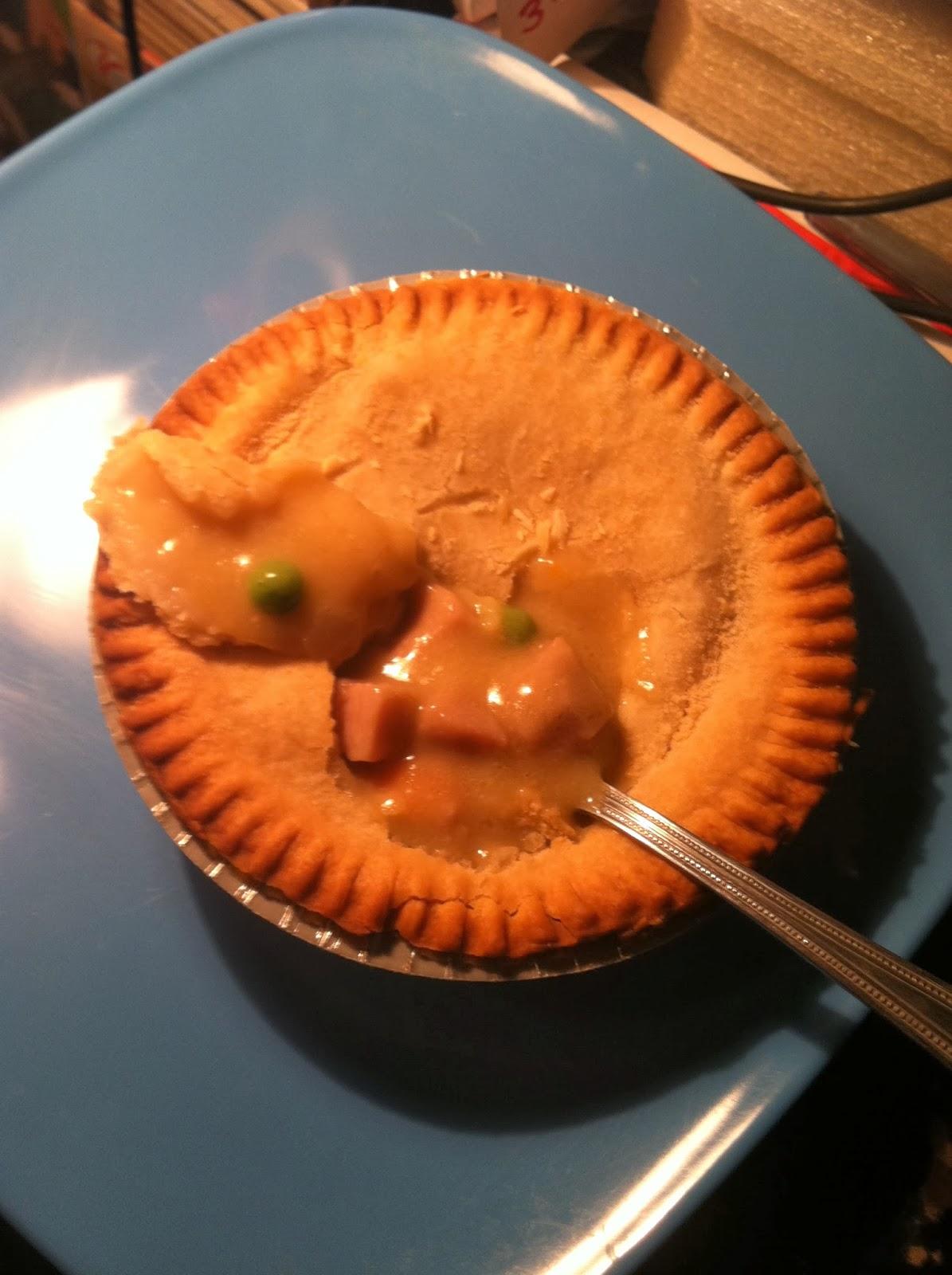 Dont Forget The Gravy Banquet Chicken Pot Pie