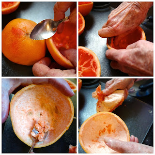 Candied Grapefruit Peel | Farm Fresh Feasts