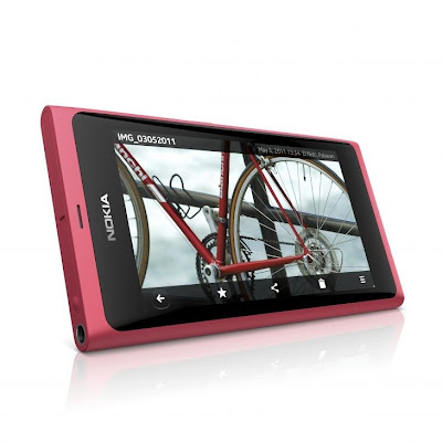 new Nokia N9 MeeGo review