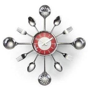 Relojes para cocinas cocina y reposteros decoraci n - Reloj de pared para cocina ...