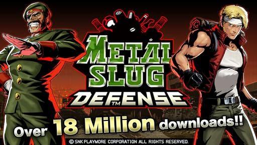 Metal Slug Defense apk Free Download