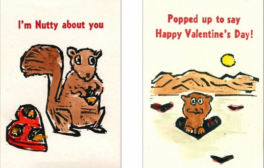Cute animal puns for valentines day - photo#19