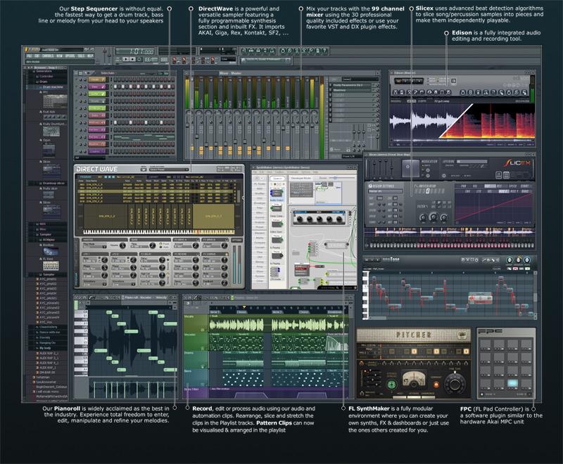 Music Tutorial: Membuat Lagu untuk Pemula dengan Software Fruityloops