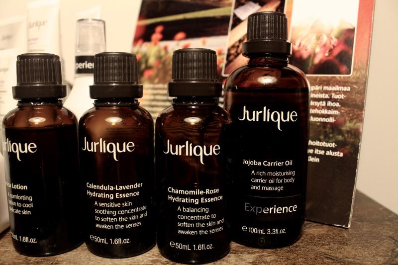 Luonnonmukaista ihonhoitoa