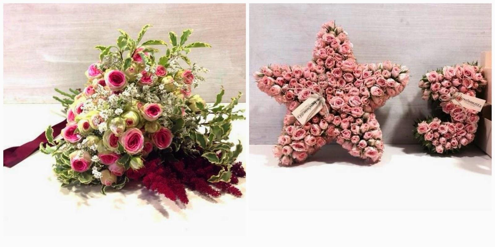 Guía de flores de la boda