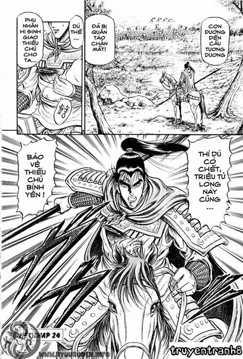 Chú bé rồng-Ryuuroden chap 24 Trang 51 - Mangak.info