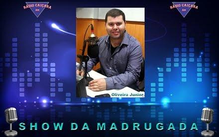 Show da Madrugada, com Oliveira Júnior (2014)