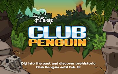 Club Penguin Prehistoric Party 2016 Cheats